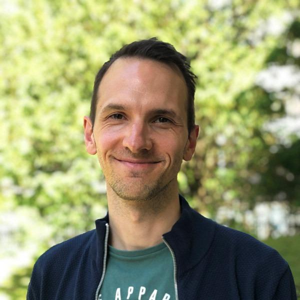 Fabian Rottmeier, Redaktor bei der Zeitlupe.