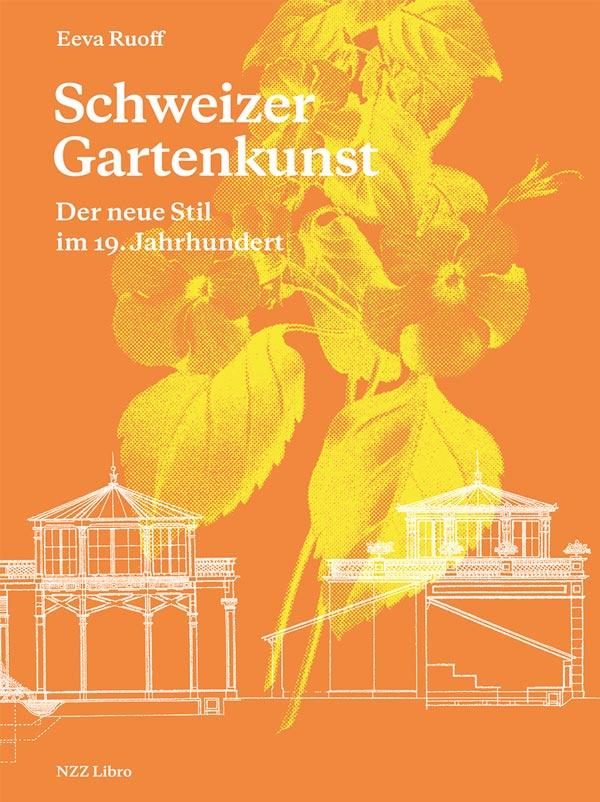Buchcover: Schweizer Gartenkunst