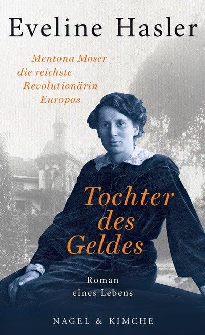 Cover des Buches: Die Tochter des Geldes