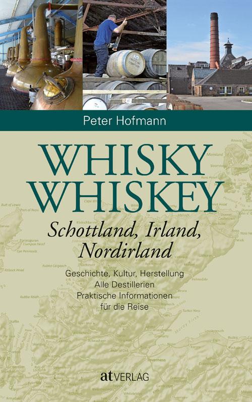 Buchcover: Whisky, Whiskey von Peter Hofmann