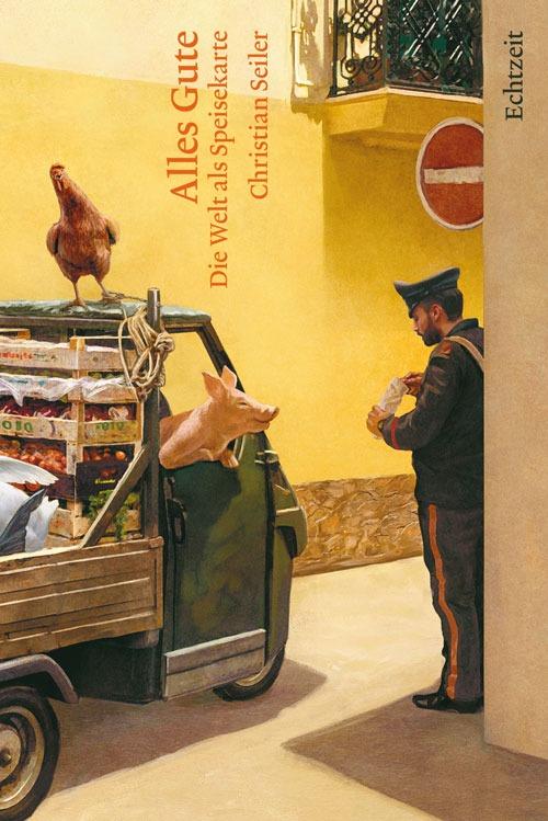 Buchcover: «Alles Gute» von Christian Seiler