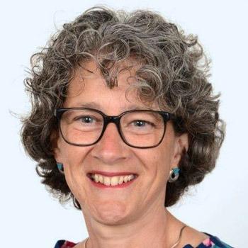 Portrait von Gertie König.
