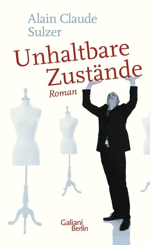 Buchcover «Unhaltbare Zustände»