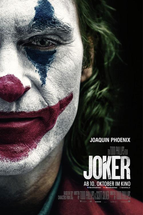 Filmplakat «Joker»