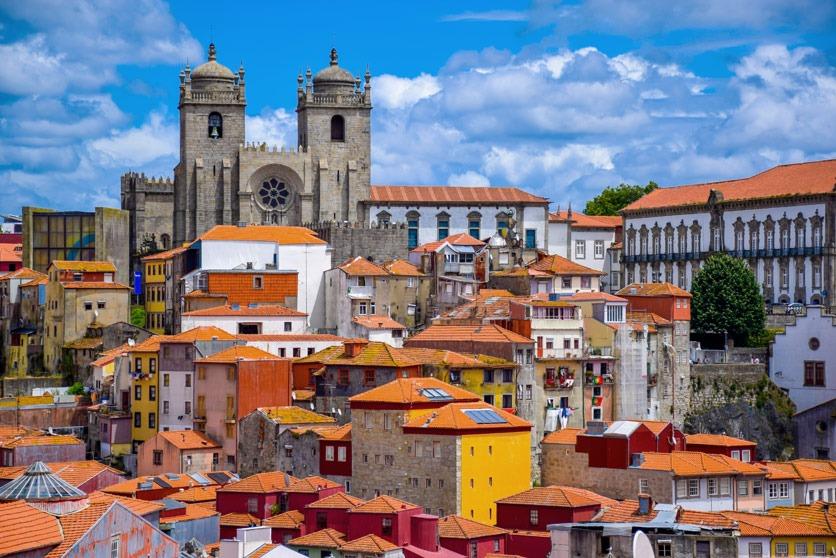 Altstadt mit Kathedrale