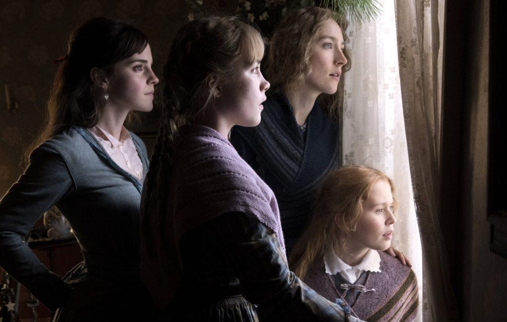 «Little Women» erzählt die Geschichte der vier March-Schwestern.
