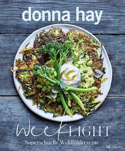 """Buchcover """"Week Light"""" von Donna Hay"""
