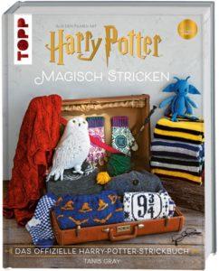 "Buchcover ""Harry Potter. Magisch Stricken"""