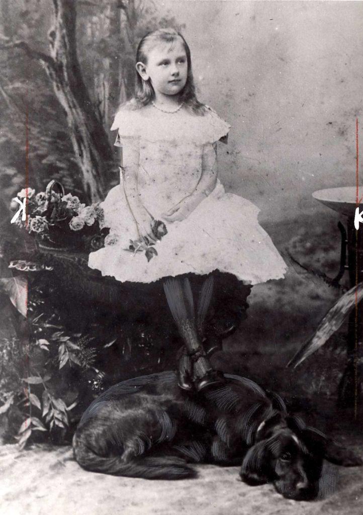 Wilhelmina Helena Paulina Maria von Oranien-Nassau