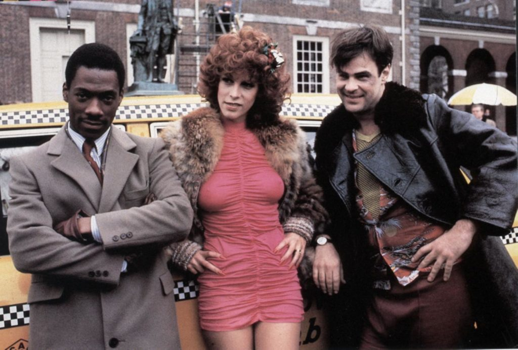 Filmszene aus Trading Places, Komödie von 1983