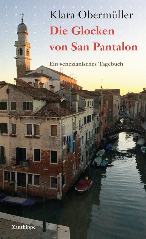 Cover: Venezianisches Tagebuch