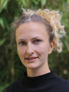Portrait von Nora Meuli, Ökonomin und Soziologin