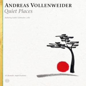 CD Cover Quiet Places