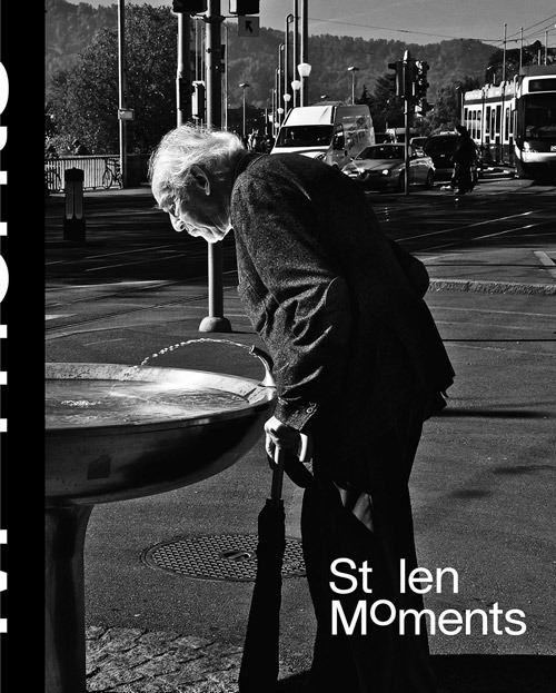 Cover: Stolen Moments