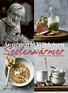"""Cover des Kochbuch """"Selenwärmer"""" von Annemarie Wildeisen"""