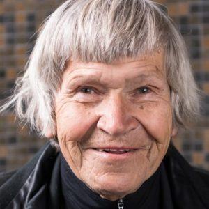 Oskar Weidmann, Bewohner der GeWo Kalkbreite in Zürich