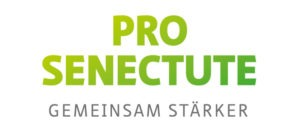 Logo Pro Senectute: Gemeinsam Stärker