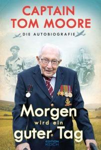 Cover der Autobiographie von Captain Moore