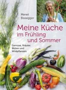 """Cover des Kochbuchs """"Meine Küche im Frühling und Sommer"""""""