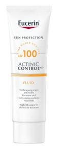 Eucerin Actinic Control Sonnencreme