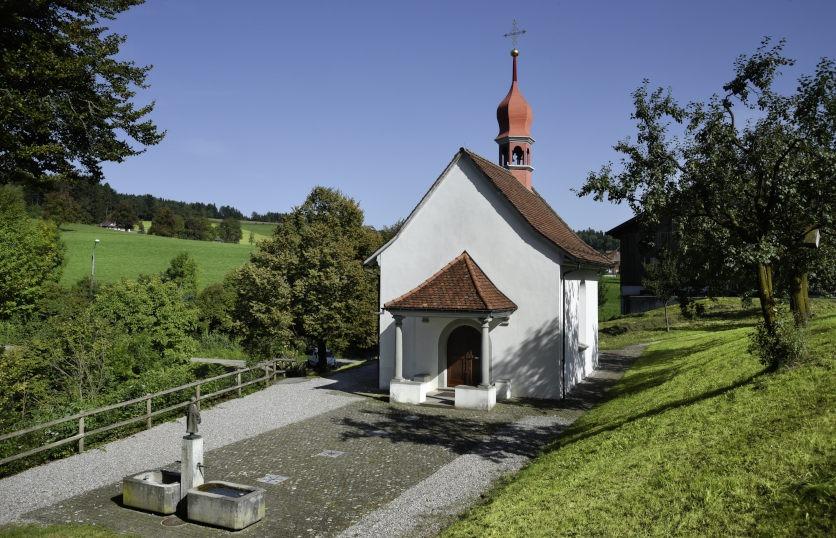Kapelle Maria zum Schnee am Kappellenweg
