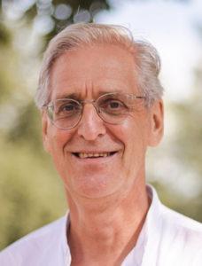 Roland Grüter, Gartenkolumnist der Zeitlupe